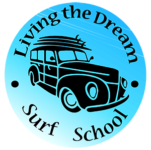 living the dream surf school